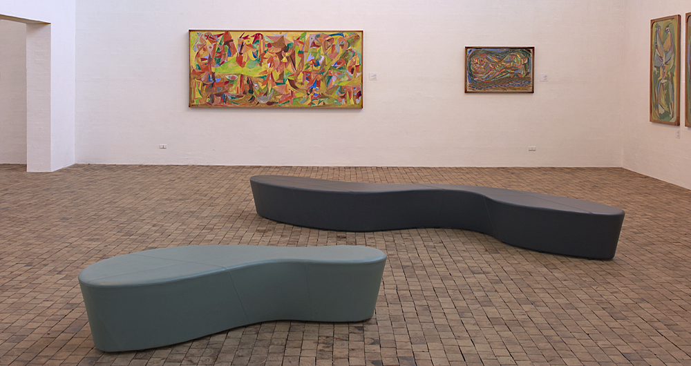 JORN MUSEUM   Silkeborg - Denmark