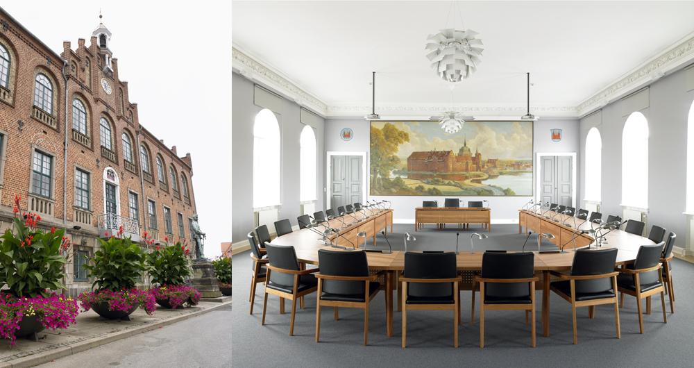 NYBORG CITY COUNCIL   Cyborg - Denmark