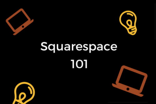 Squarespace 101  - with Yulia Kovaleva