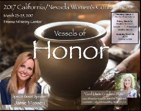 Vessels of Honor CANV Women's Conference