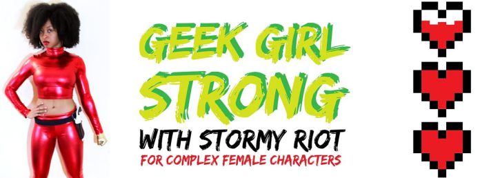 "Geek Girl Of The Month - Robyn Of Geek Girl Strong  By  Sandra Gisi  -Aug 1, 2016  Here at Geek Girl Brunch we are proud of our many accomplished members and officers. That's why we decided to start a new blog series called ""Geek Girl of the Month"". Each month we will highlight an amazing member of our community with a special post.  This month, we have chosen  Robyn  from GGB NYC! Robyn was nominated by GGB co-founder Jamila."