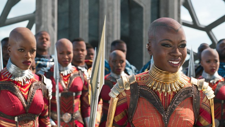 Monday Motivation | Another Dora Milaje Workout  ...because why not?!  Greetings, motivated friends. Another week is upon us: last week I shared a playlist for Dora Milaje training, this week I offer you an accompanying work-out!  February 19, 2018 by Robyn Warren