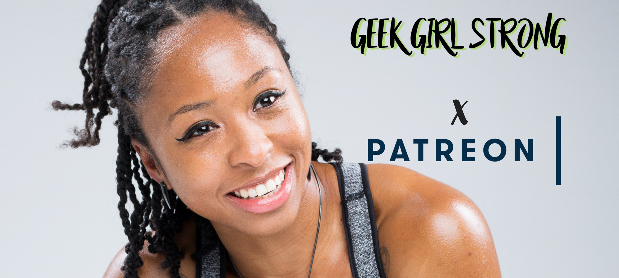 Monday Motivation | Geek Girl Strong on Patreon!  Have you been wanting to dip your toes into the pool of nerdy/geeky fitness & wellness? This Monday, we have something to help with that!  March 12, 2018 by Robyn Warren