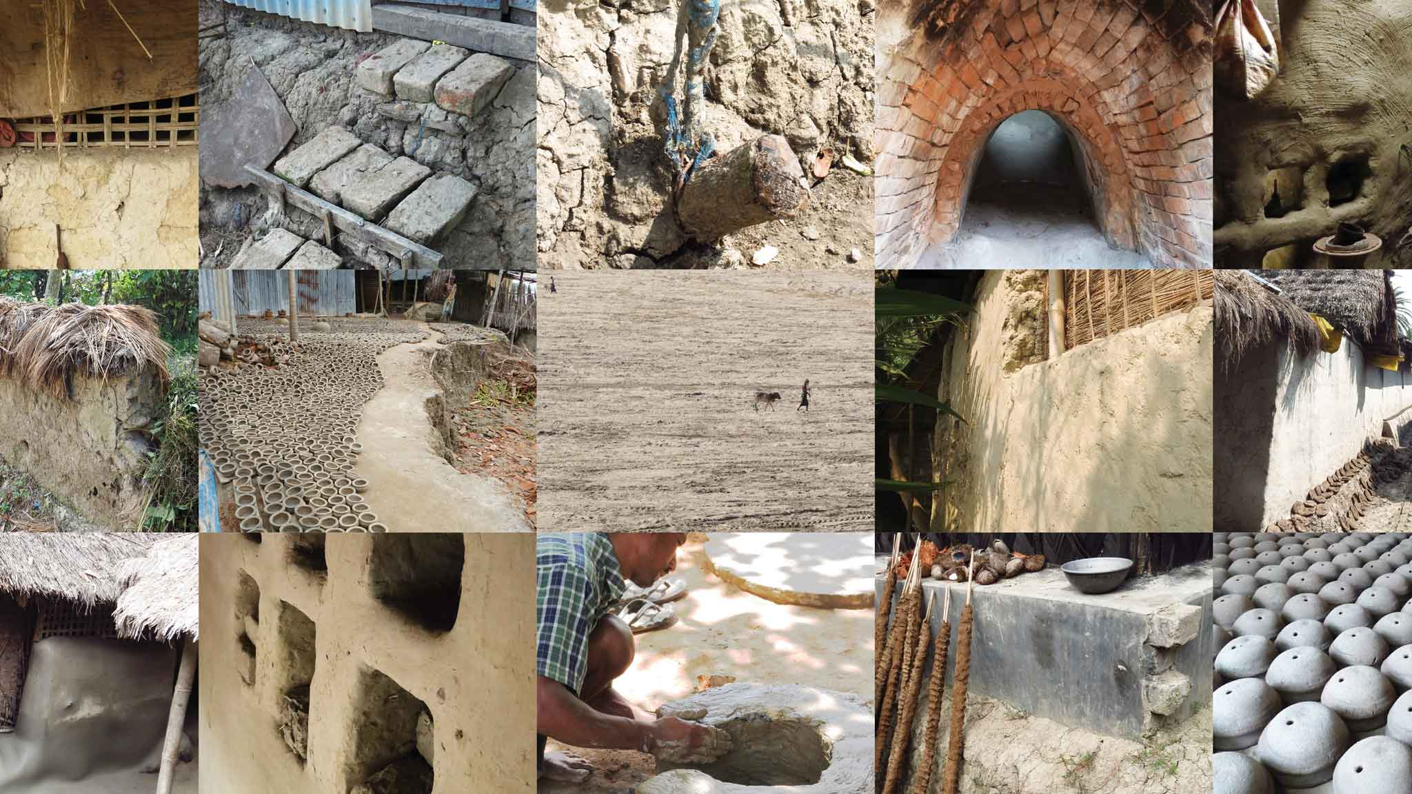Earthen case studies