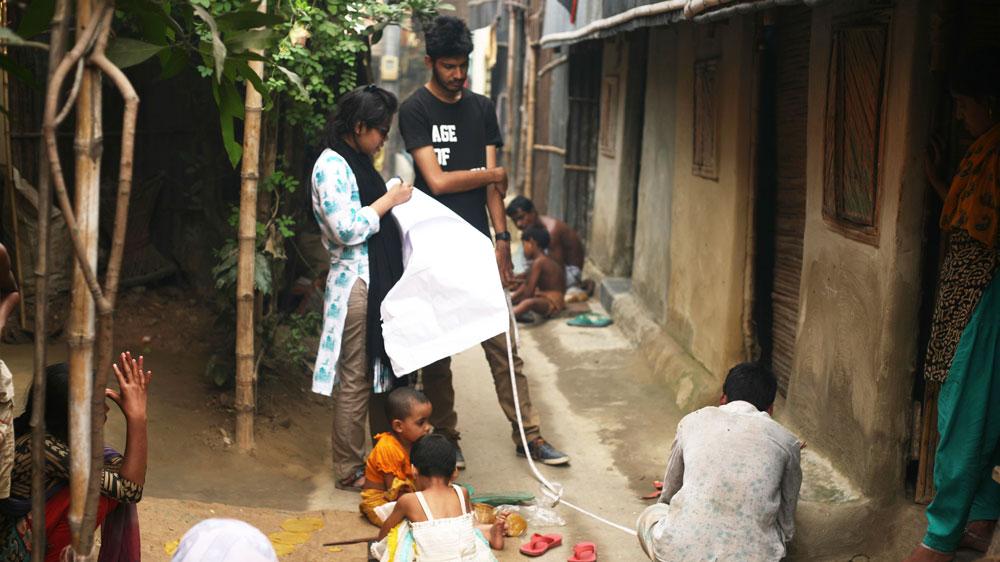 (Photo: T. Chowdhury)
