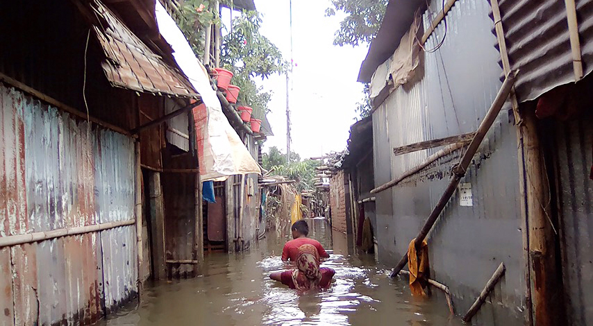 Flooding in JBM