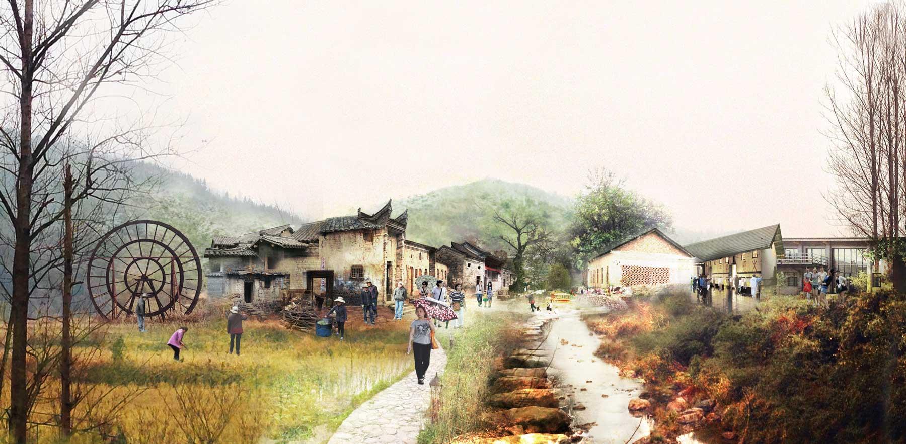 [ 4 ] Xihe Village Cooperative    Xingyang, Henan province   Info via  Google Drive >>  Info via  Pan.Baidu >>