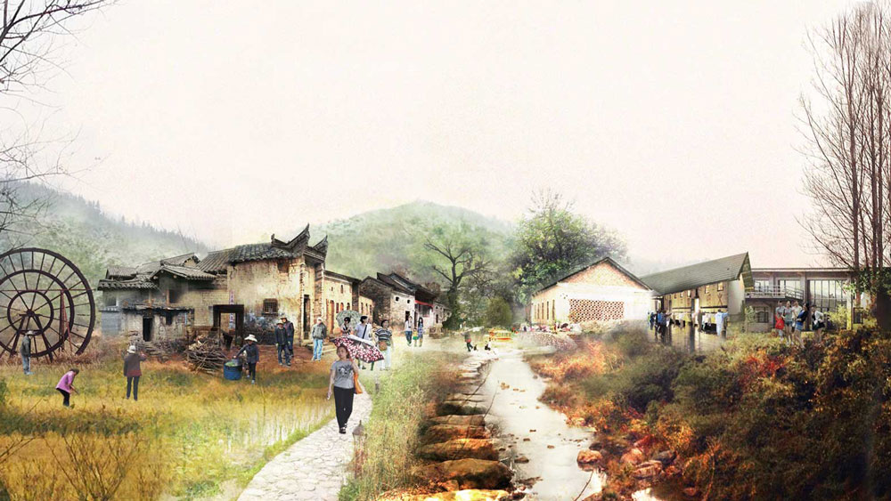 Community-led China