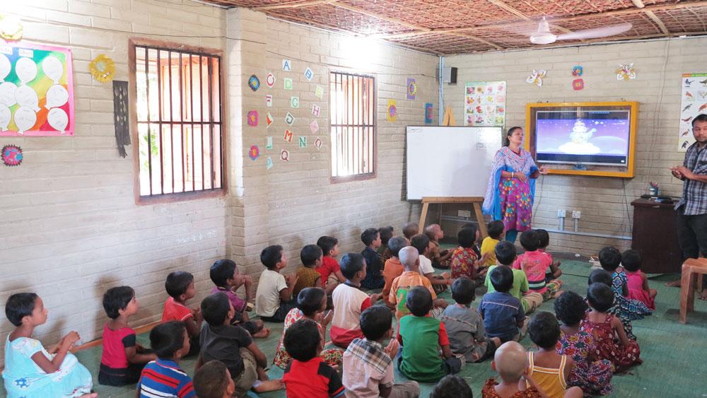 JAAGO Dinajpur school