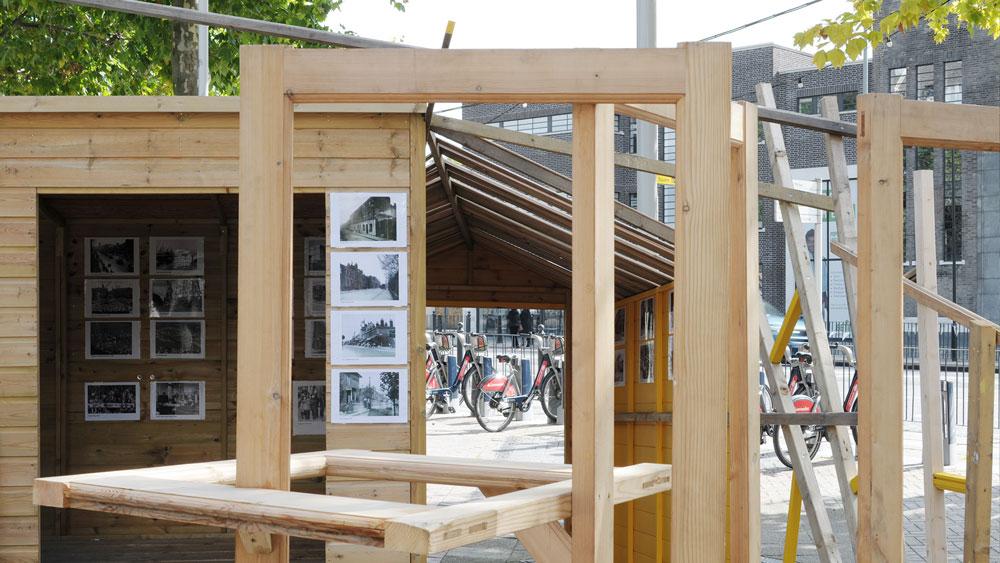 Poplar exhibition