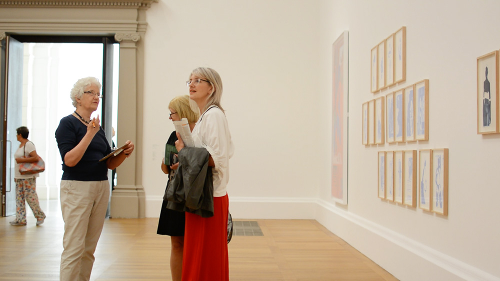 Tate conversations