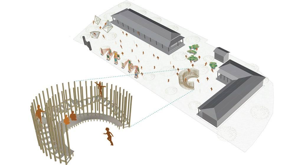 JAAGO playspace design