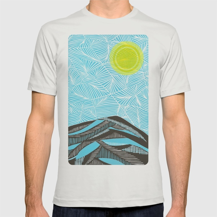 Mt. Tam T-Shirt (also in v-necks, long-sleeve shirts and women's tees)