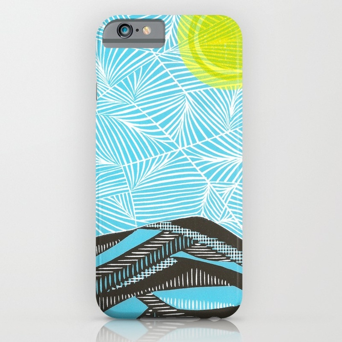 Society6 Phone Case Featuring Mt. Tam