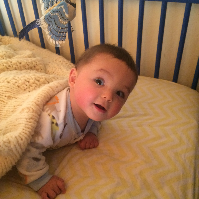 Owen Waking Up