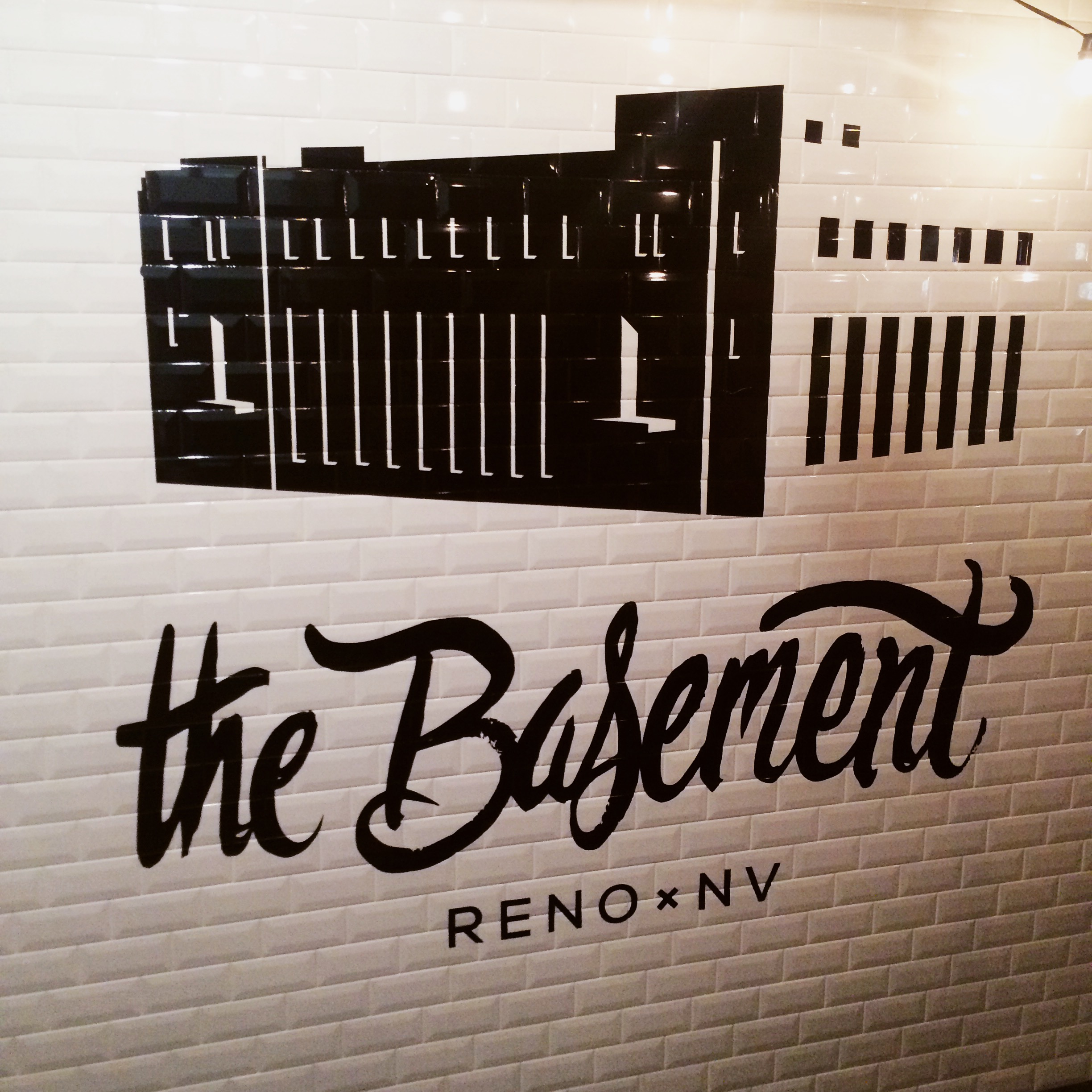 The Basement Reno