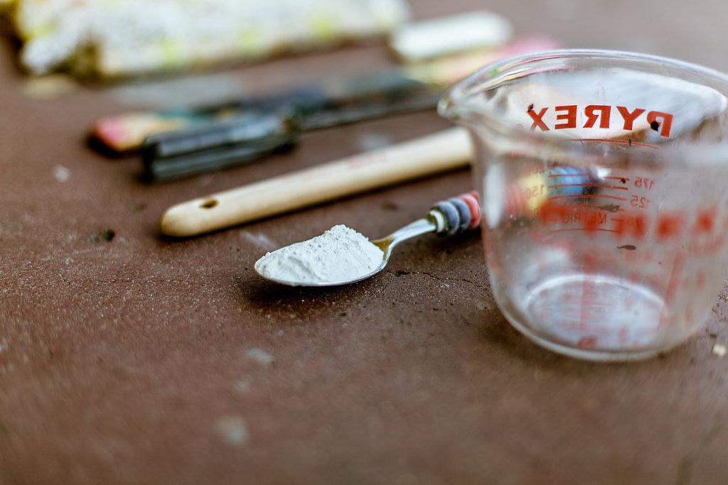 Chalkboard Paint Materials