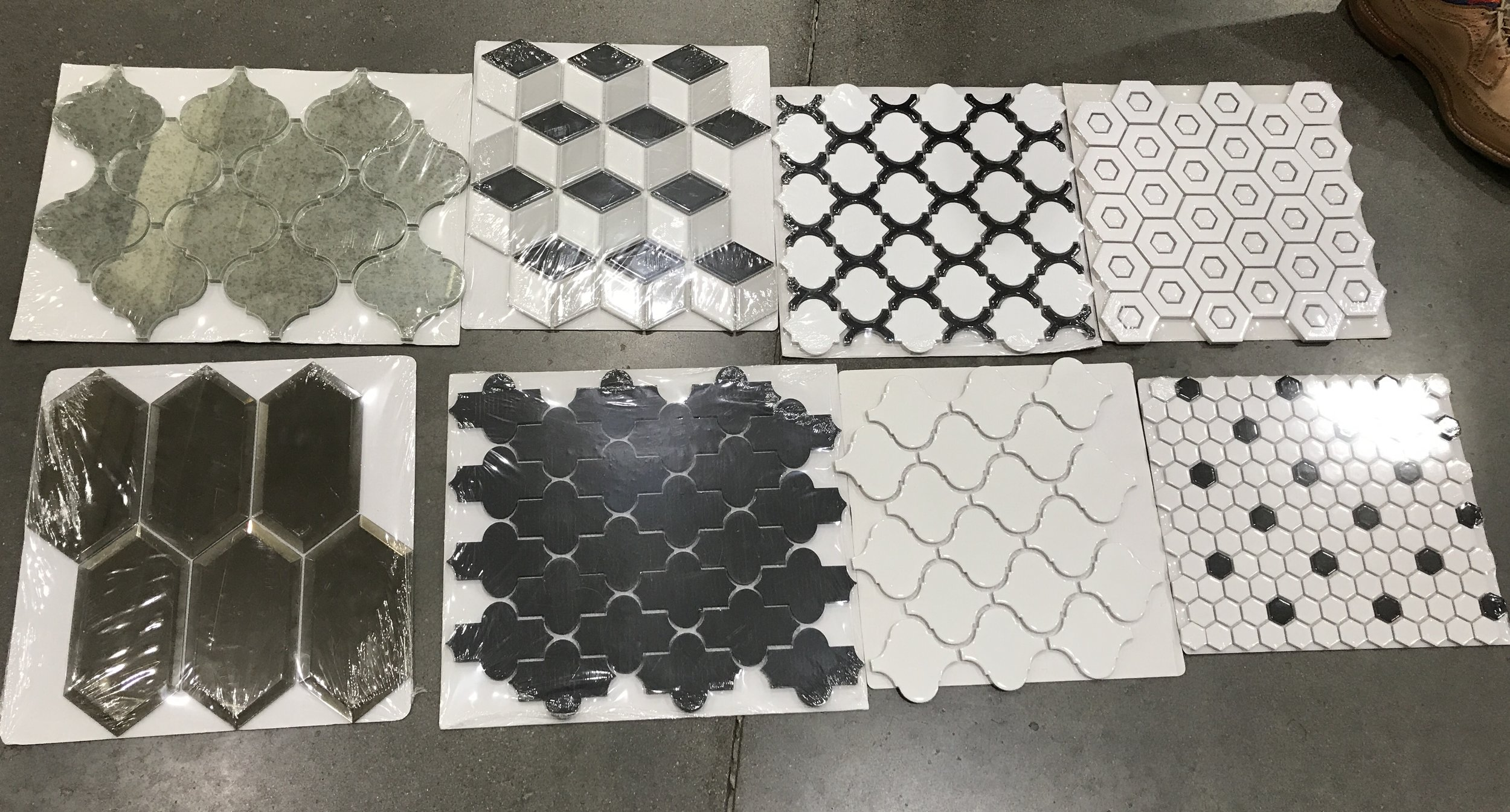 What's your favorite tile?