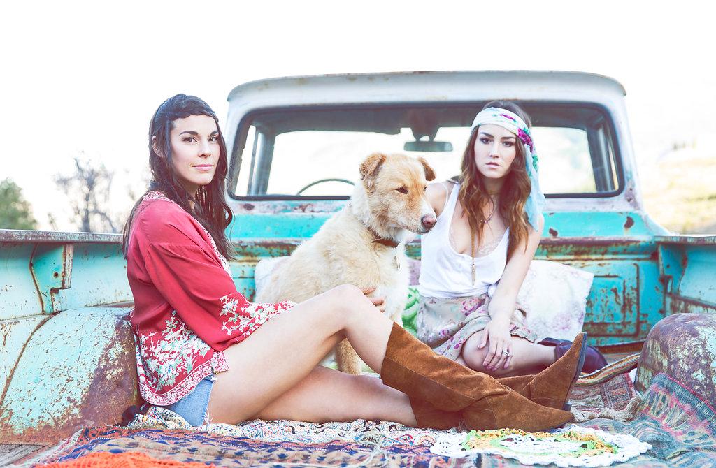 Me ,  Mandy Corbett  and Chester. Photo by  Lauren Weissler.