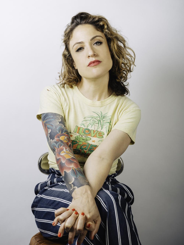 Lauren Weissler. Photo by Caroline Sinno.