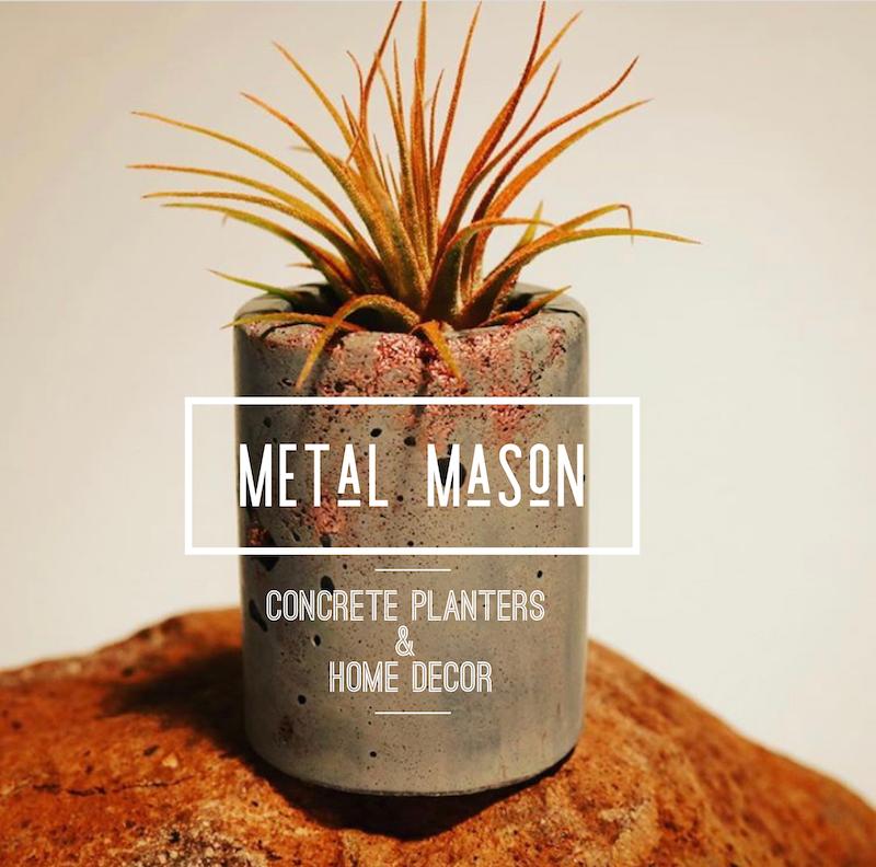 Metal Mason Pop Up at The Nest
