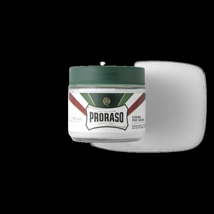 Pre-Shave Cream