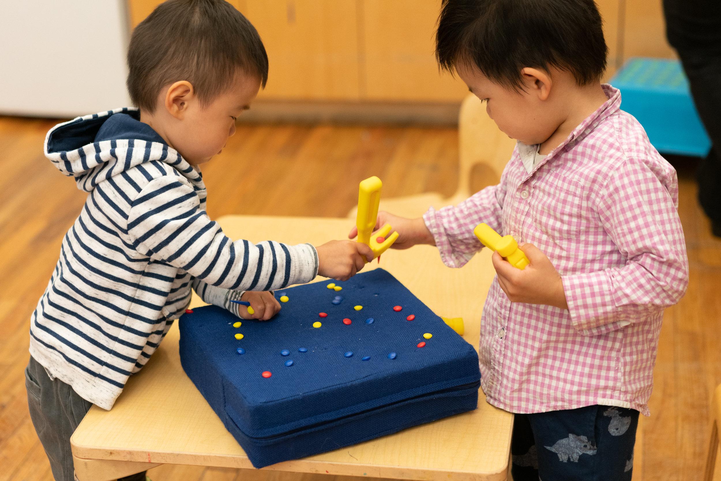 Nursery School 2s Program Corlears
