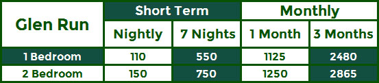 Short term rates are subject to change and do not include 10% tax, or 9% service fee .
