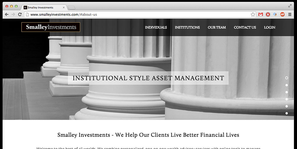 Smalley Investments