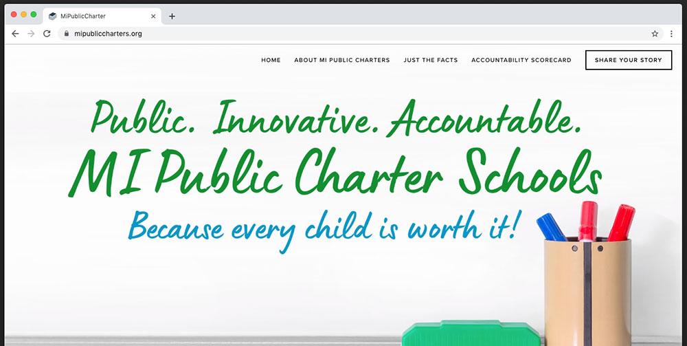 Michigan Public Charter Schools