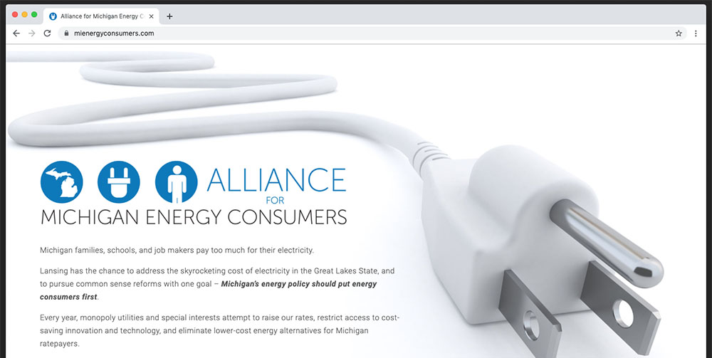 Alliance for Michigan Energy Consumers
