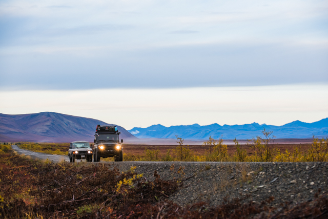 Dempster Highway, YT