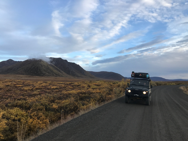 Tombstone Territorial Park, Dempster Highway, YT