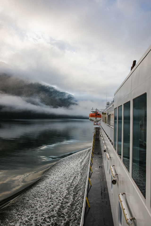 MV Northern Expedition, Prince Rupert, BC