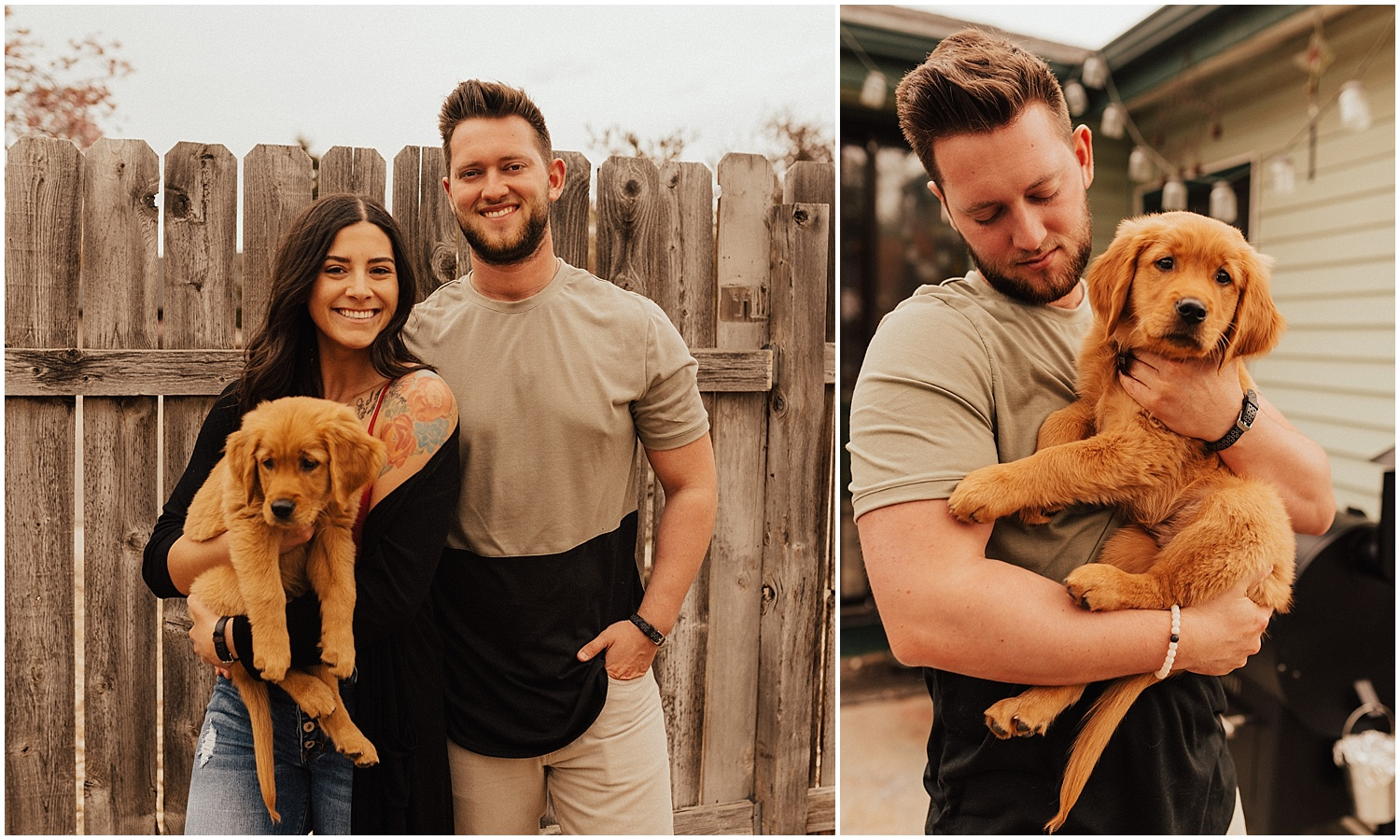 fam portraits with our lil dude