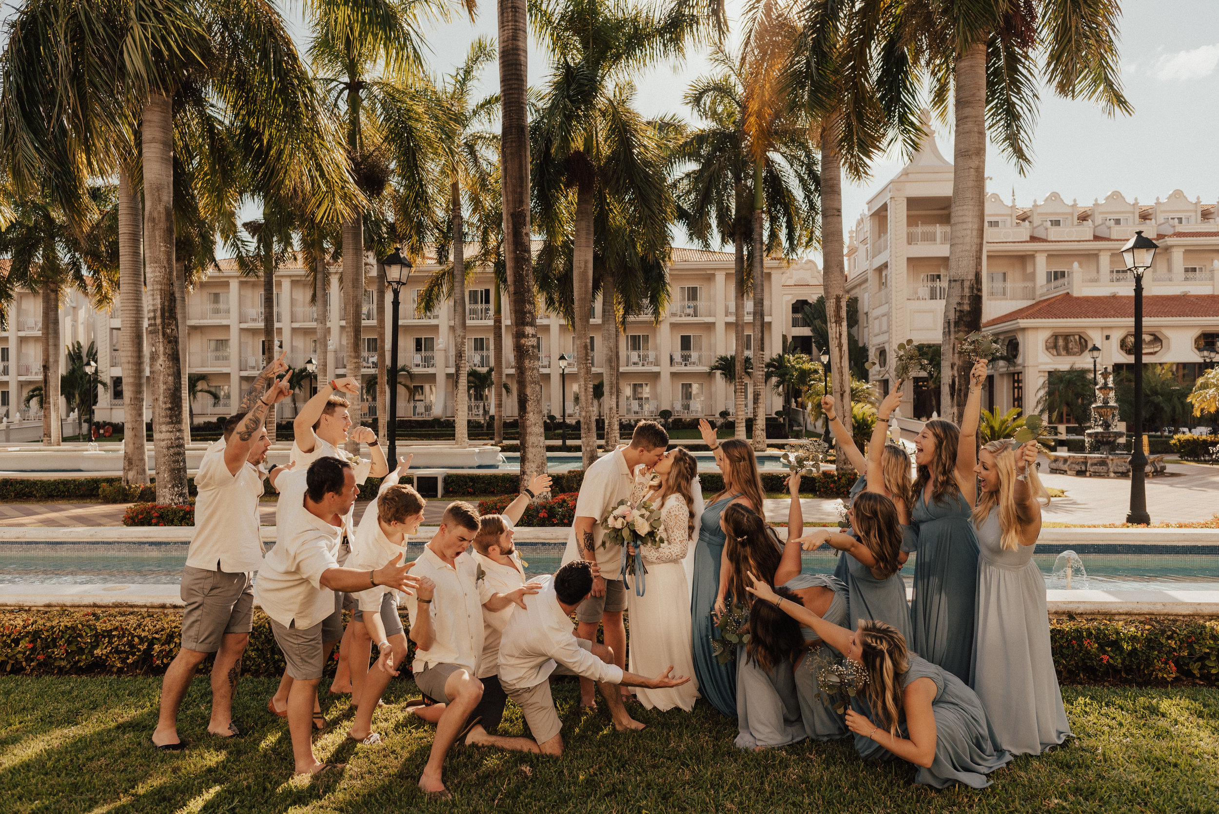 WYATT + BROOKE // MEXICO DESTINATION WEDDING