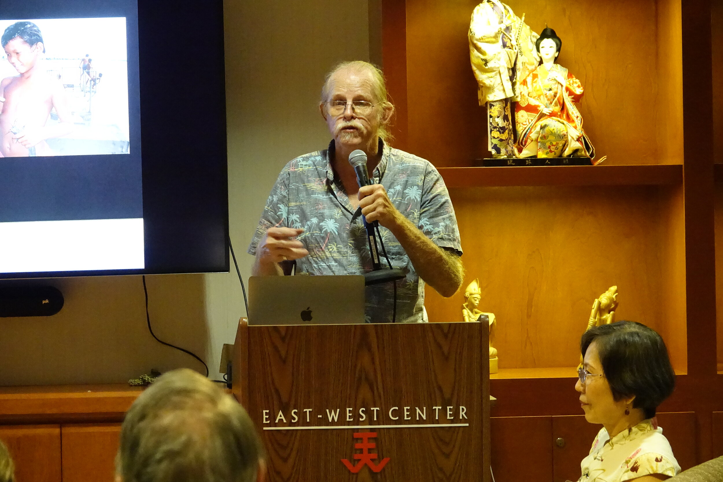 Dr. Don Hibbard reported on the Scholarship Committee's decisions on the awards.