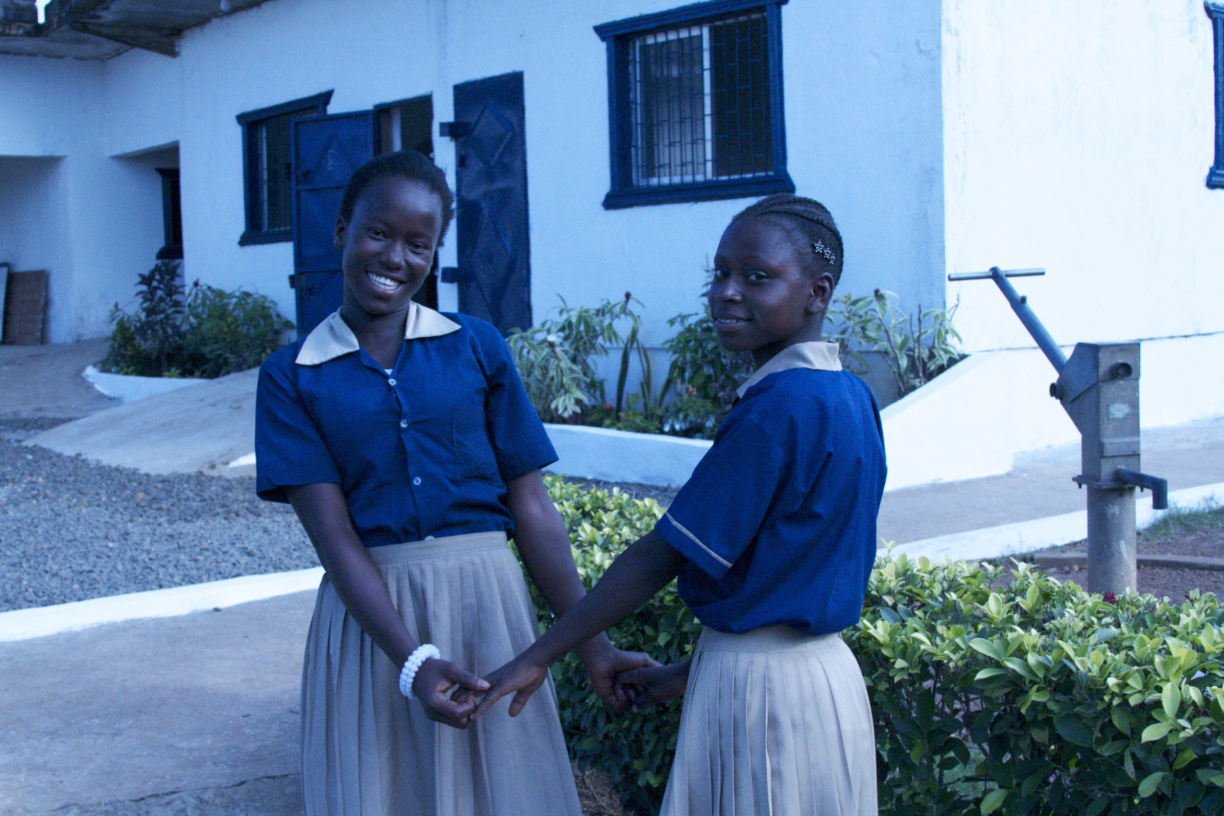 Heart of Grace School — Change Agent Network, Inc