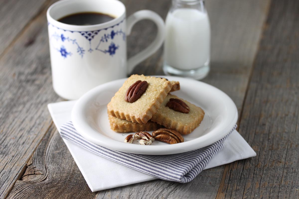 Maple Pecan Cookie