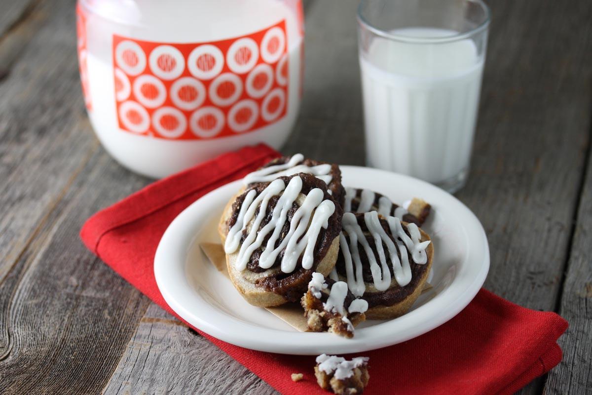 Cinnamon Bun Cookie
