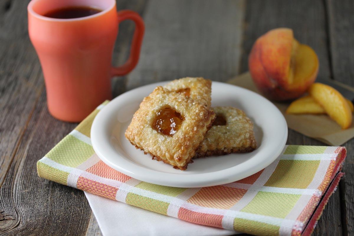 Peach Pie Cookie