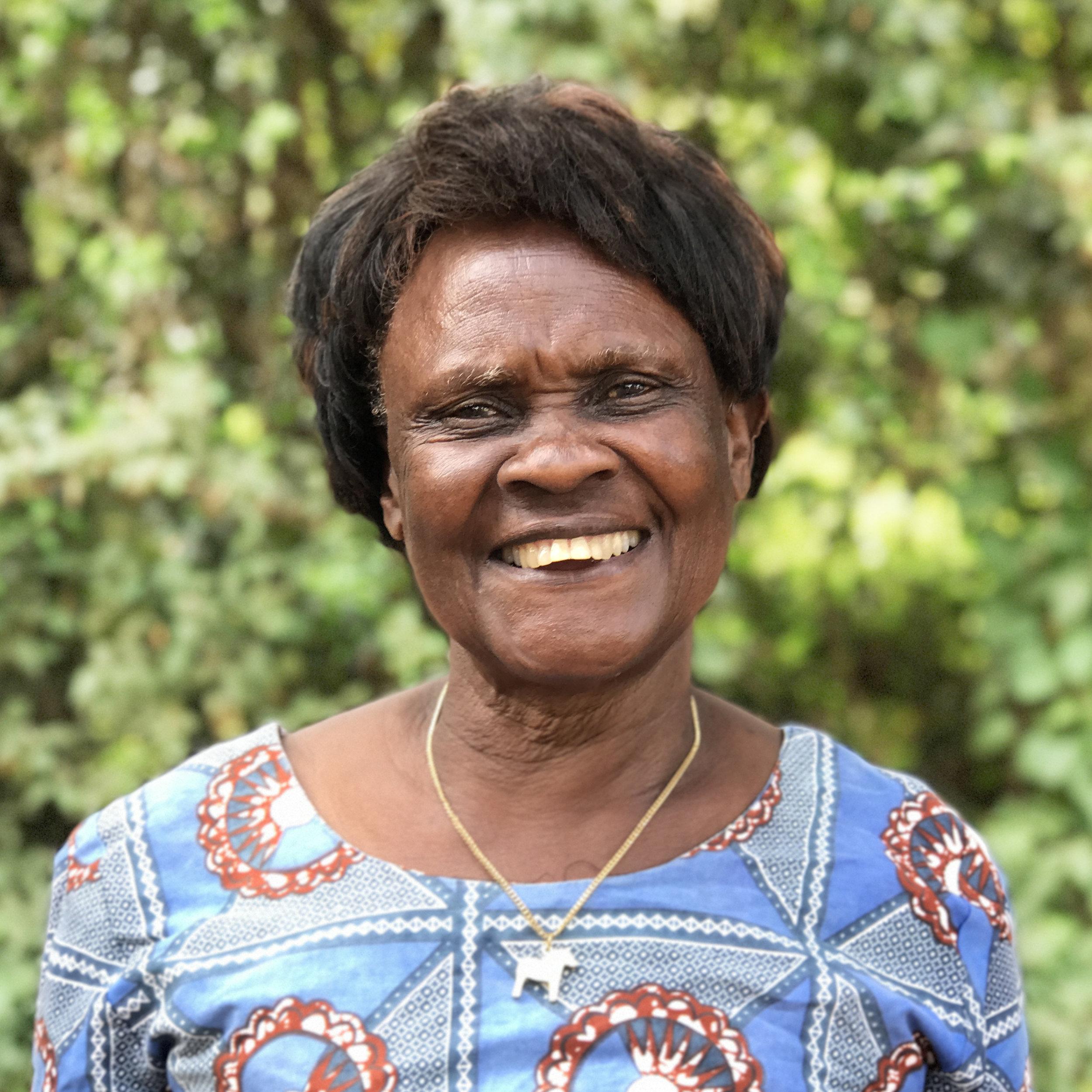 Mama Susan - Supervisor of Widows