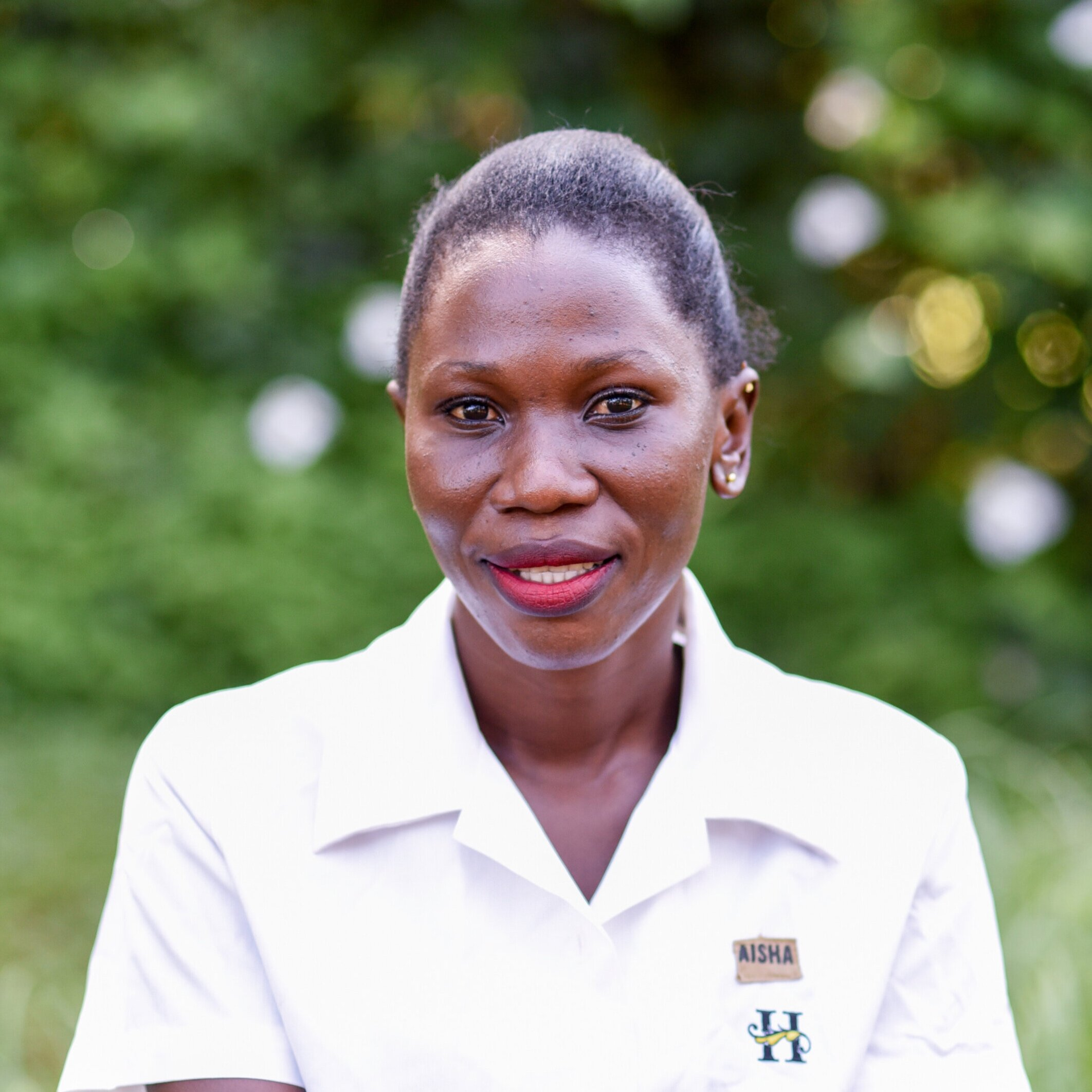 Aisha - Preschool Manager