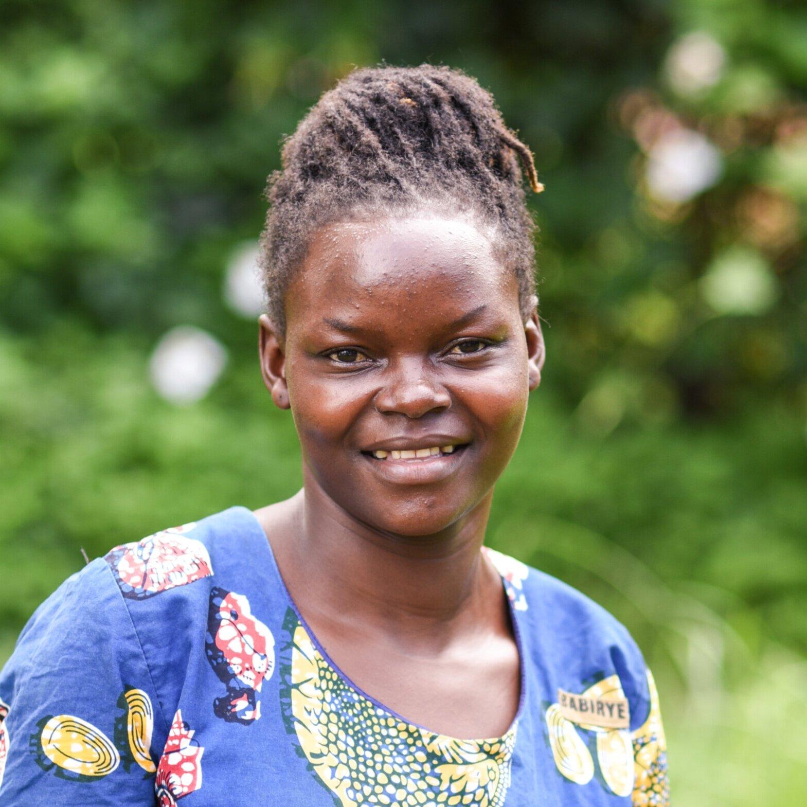Babirye - Supervisor of Nutrition/Cook
