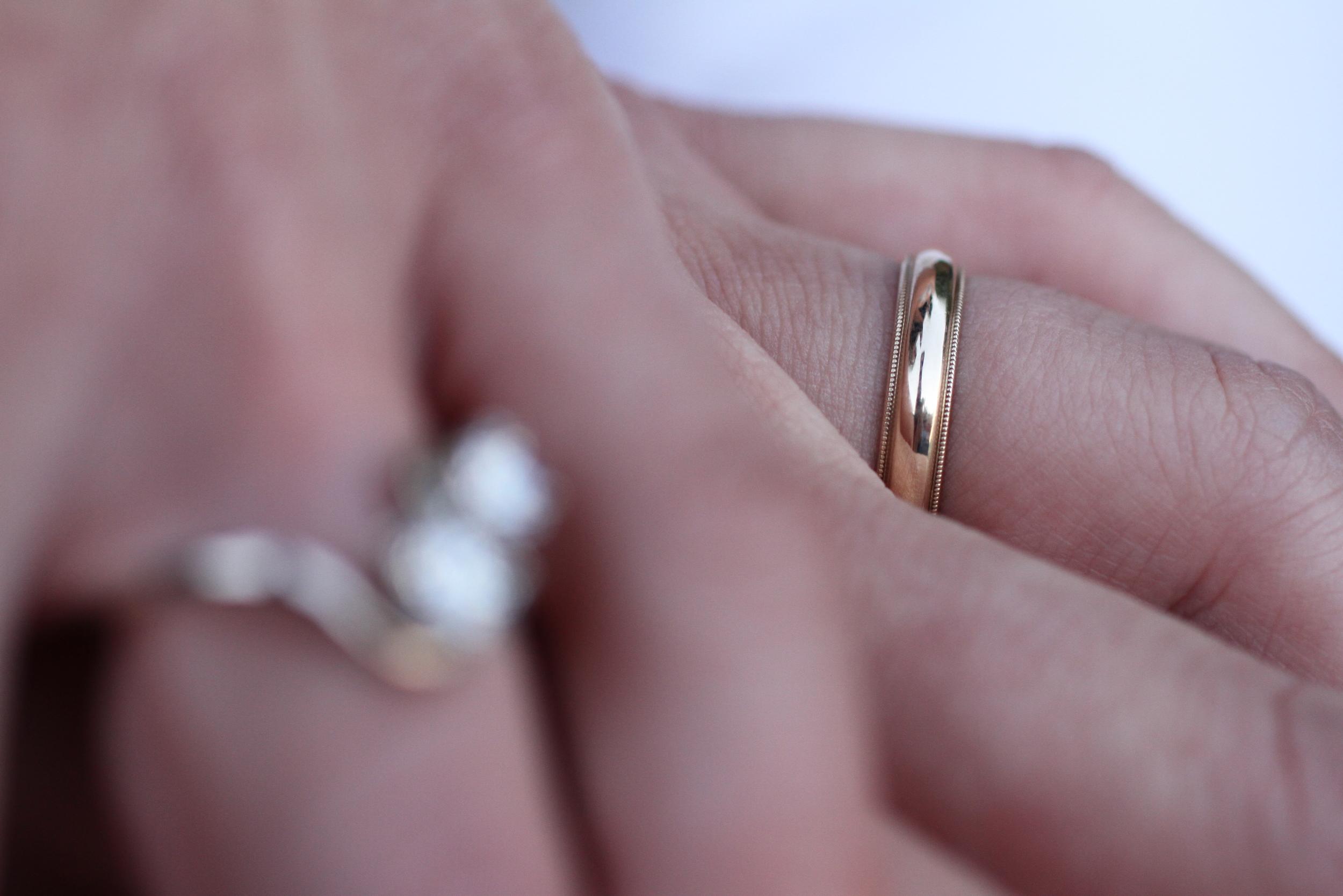 Dan & Laurel Rings.JPG