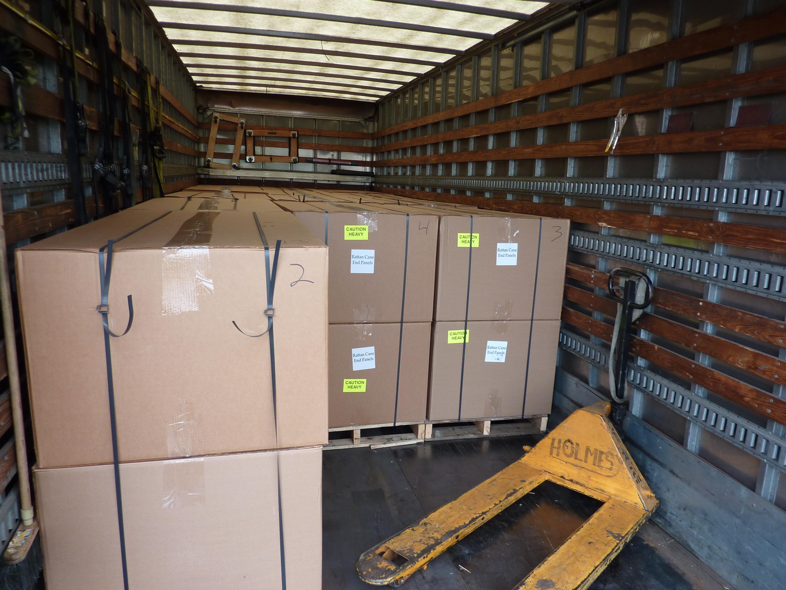 straight truck equipment