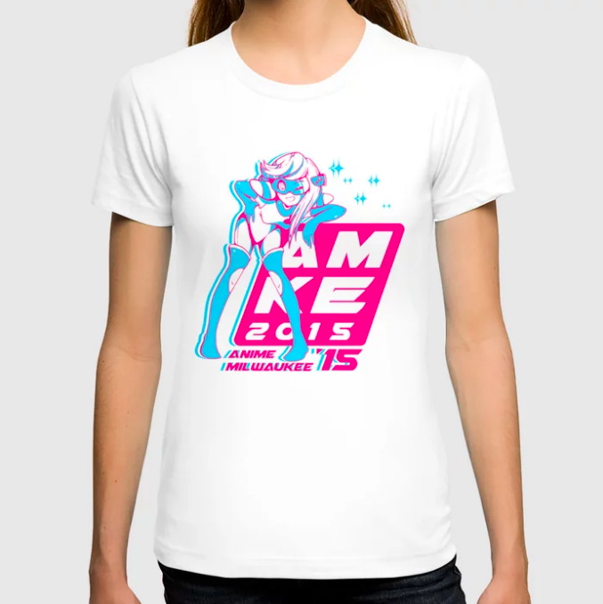 Official Anime Milwaukee T-shirt
