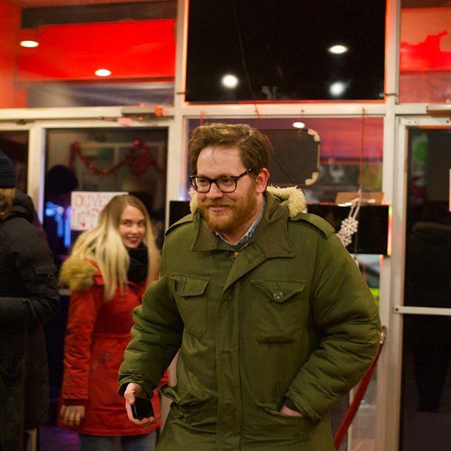 ⭐️THANKS⭐️ what a fun screening! 📸: @instablowyomind #acting #horrormovies #folk #montreal #thegame #indiefilm #ohnohedidnt #canadafilm #ontario #quebec #deathtrip #behindthescenes #indie #helpme #c300markii #canon #vintagelens #sotired #wintersucks
