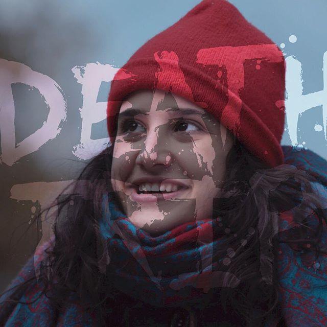 ⭐️MELINA TRIMARCHI⭐️ knows how to have fun in....DEATH TRIP! *LINK TO EVENT IN BIO* (Dec 8 @ Cinema L'Amour) #acting #horrormovies #folk #montreal #thegame #indiefilm #ohnohedidnt #canadafilm #ontario #quebec #deathtrip #behindthescenes #indie #helpme #c300markii #canon #vintagelens #sotired #wintersucks