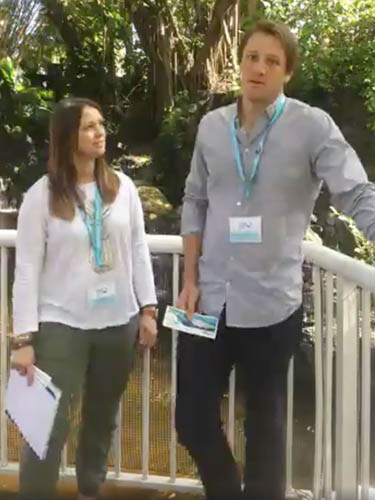 Keepemwet Fishing Science Liaison  Sascha Clark Danylchuk  talks tarpon tagging with Luke Griffin at the Bonefish & Tarpon Trust 6th International Science Symposium.  Watch the video here.